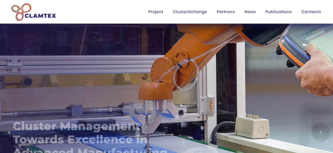 CLAMTEX Website Launched
